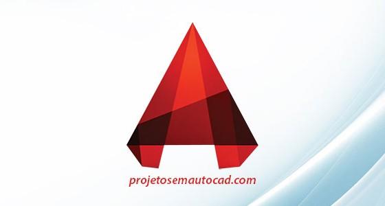 Projetos em AutoCad